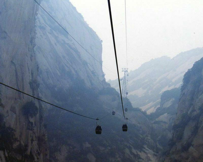 teahouse gondolas
