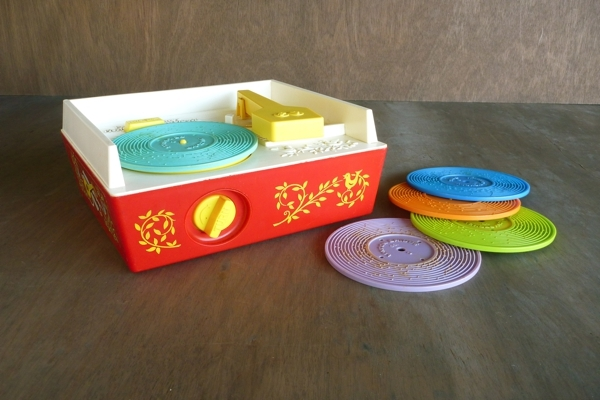 70b toys preschool record player