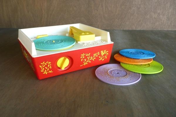 70b toys preschool record player