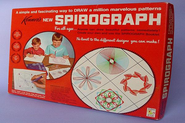 70b toys spirograph