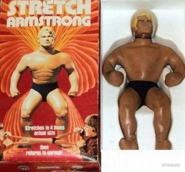 70b toys stretch armstrong