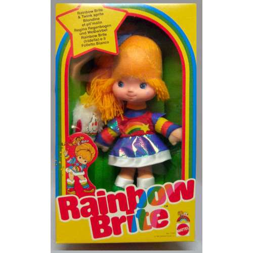 Most Popular Toys From The 1980s : S toys rainbow brite