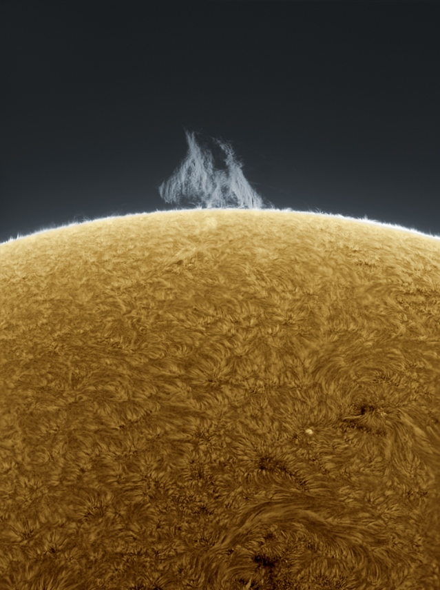 astrophotography sun photos 1 color