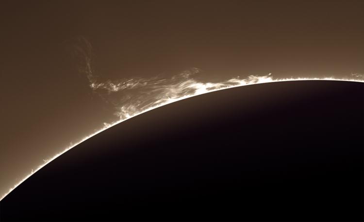 astrophotography sun photos 5 sillouette