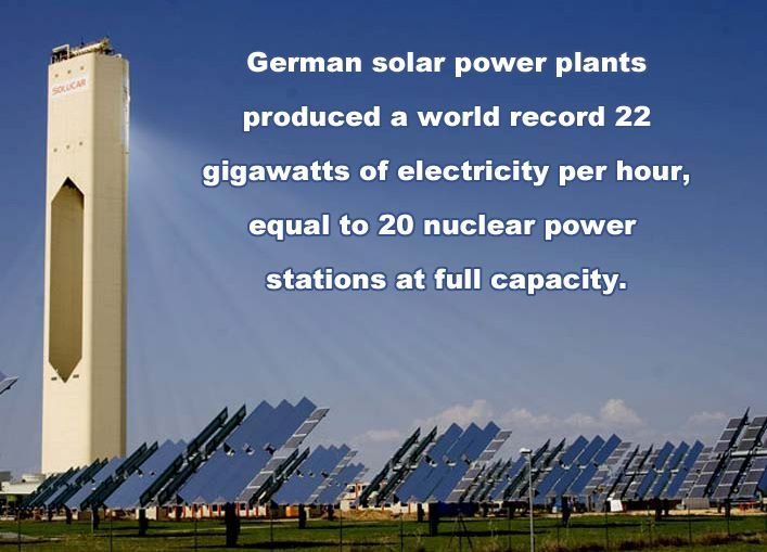 German power plants