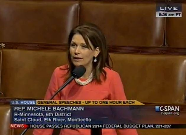 Bachmann on Obamacare - YouTube
