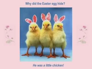 easter humor egg riddle