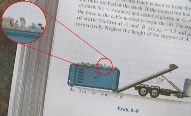 Errors in text books_ physics and hand in garbage