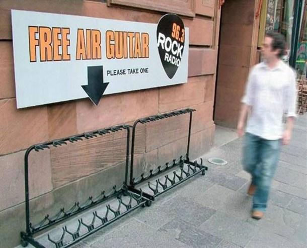 free airguitar