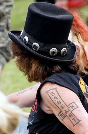 misspelled tattoo black sabbaht