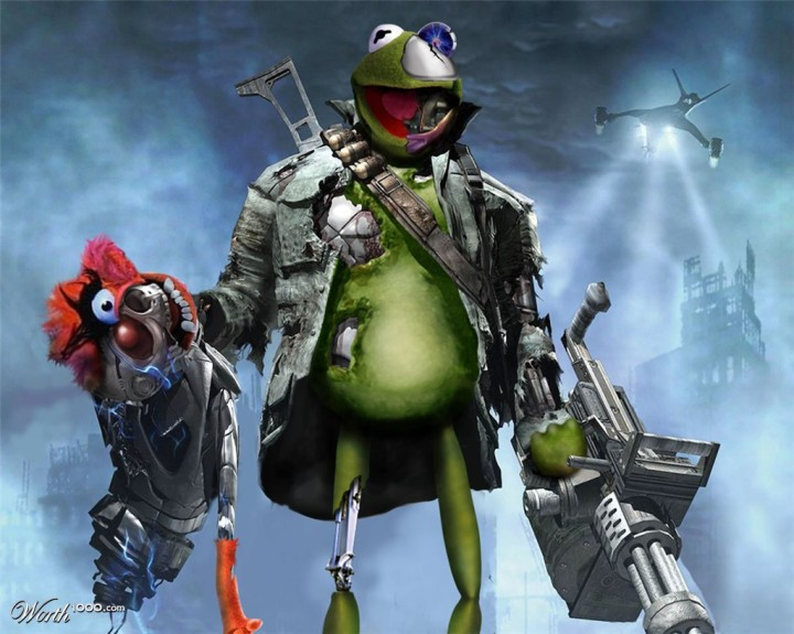 Muppetnator