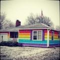 Rainbow Equality House