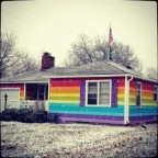 Rainbow Equality House