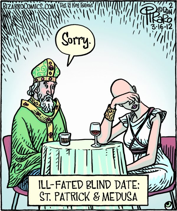 St. Patrick's Day Funnies - Motley News, Photos and Fun