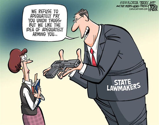 Arming-Teachers