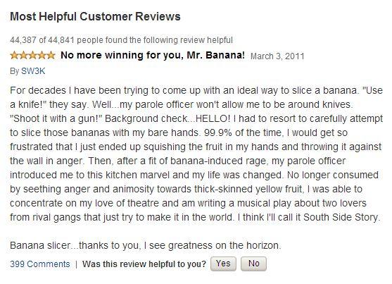banana slicer review 1
