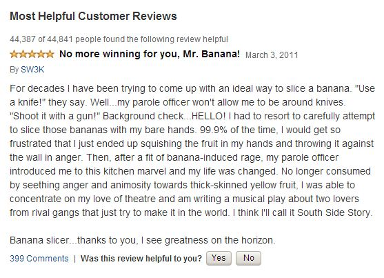 banana slicer review 1