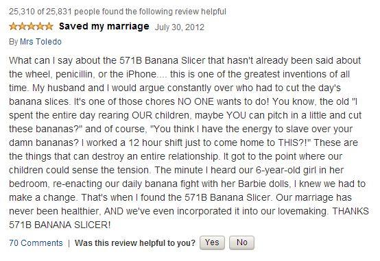 banana slicer review 2