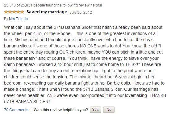 banana slicer review 2