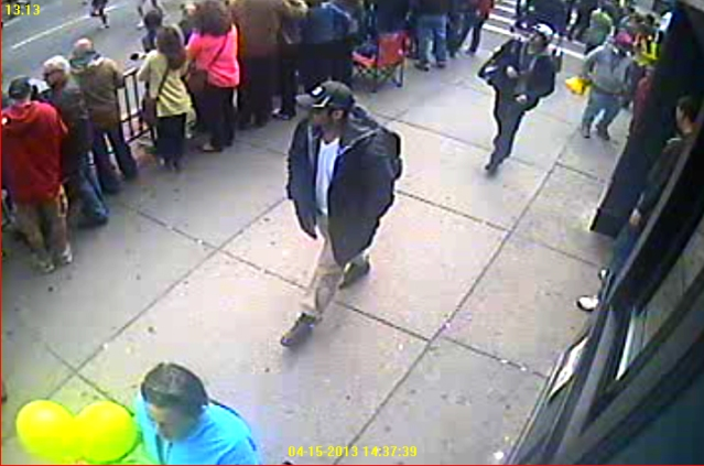Boston Marathon bombing suspect photo 3