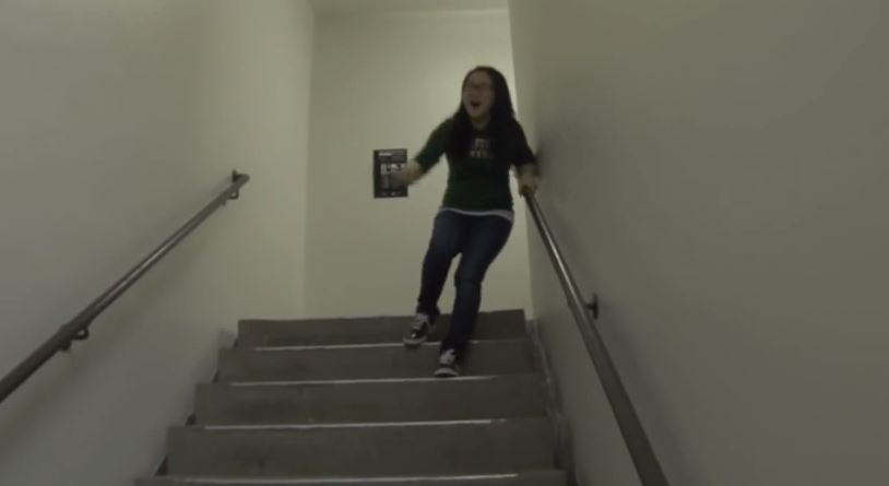 escherian stairwell video screenshot