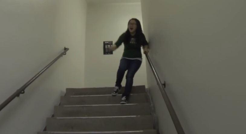 escherian stairwell video screenshot