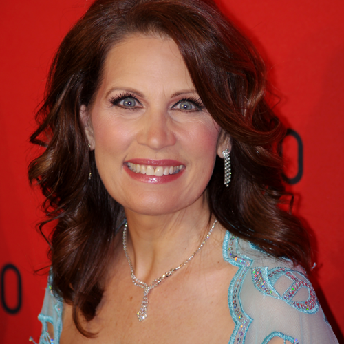 Michele Bachman The look of the insane