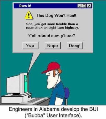 bubba interface