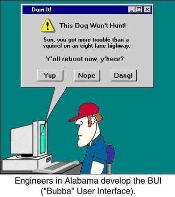 bubba interface