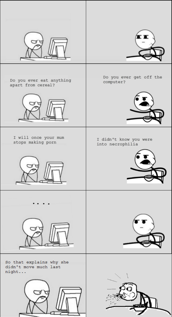 cartoon comic geek funny necrophilia