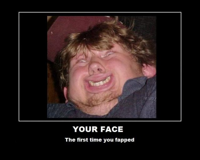 funny face first time