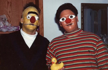 This may forever scar your children from Sesame Street