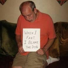 Shame!
