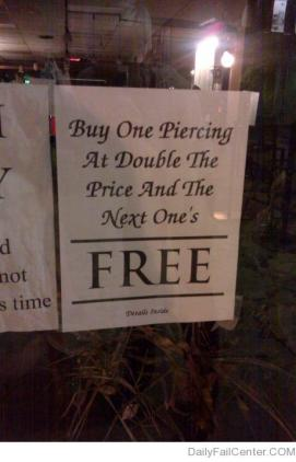 Deal of the century!