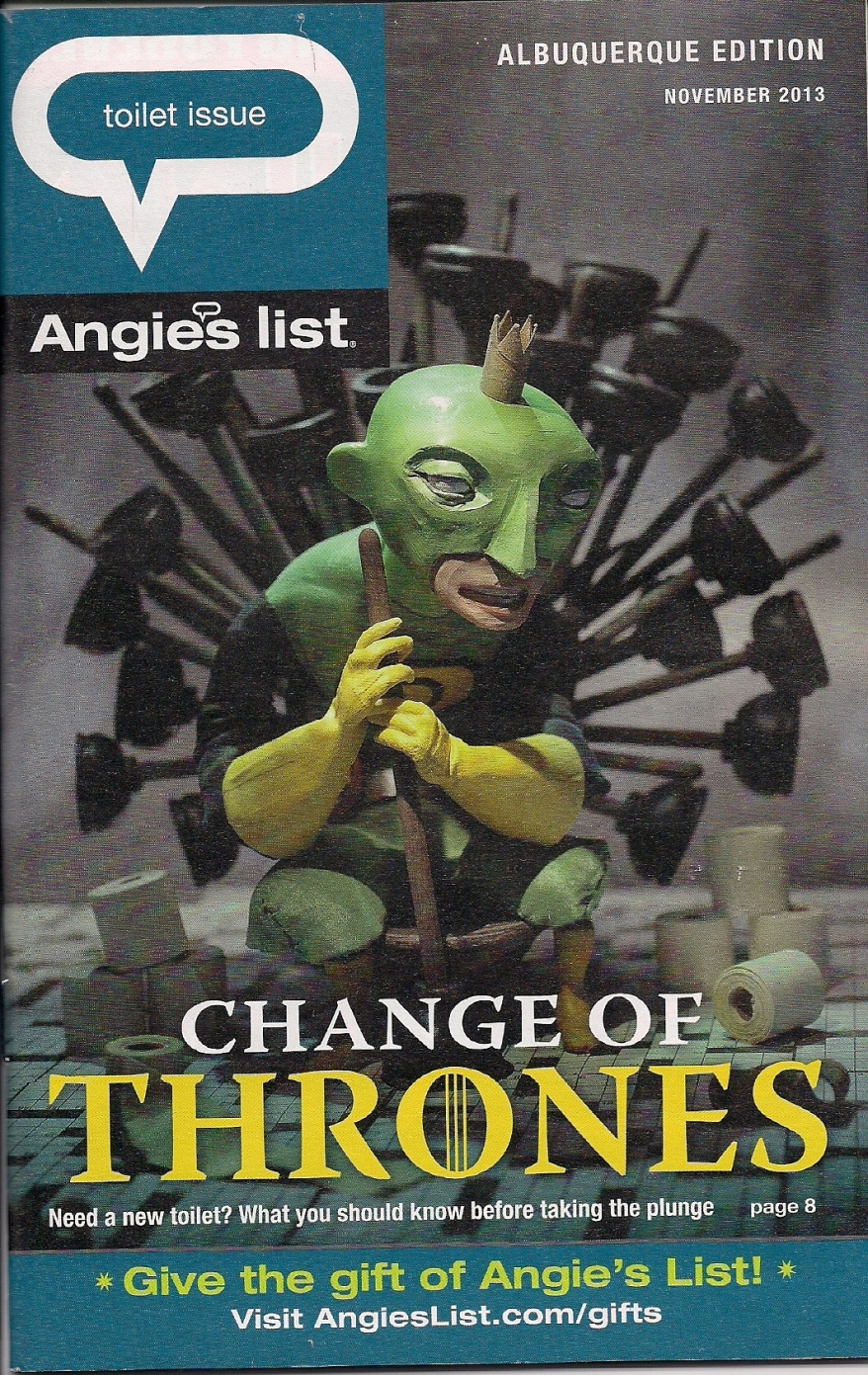 Change of thrones angies list