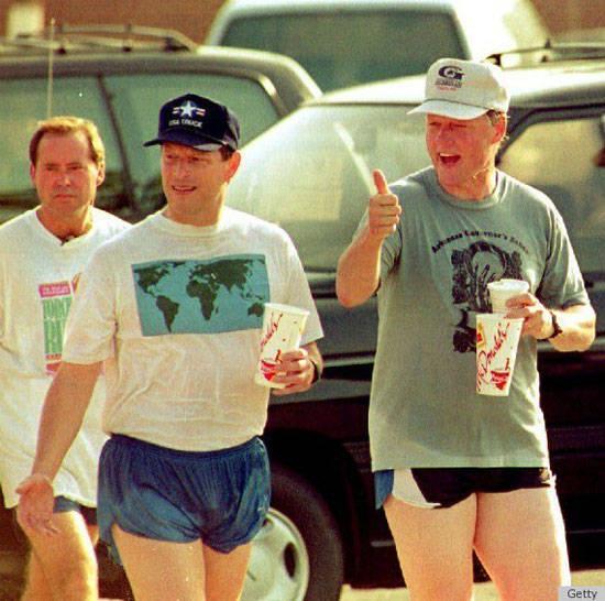 clinton-gore-jogging-shorts-photo