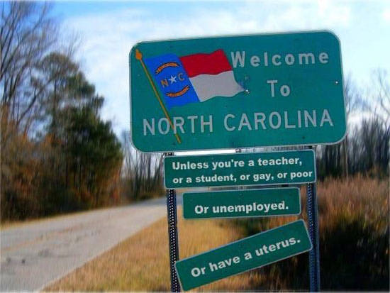 welcome-to-north-carolina