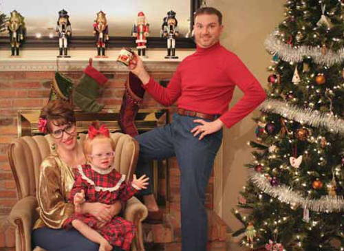 Awkward Christmas Family Photos And Other Holiday Humor