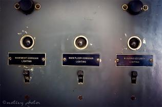 Control room.