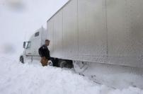 Buffalo snowstorm November 2014