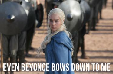 Image result for Game of thrones daenerys meme