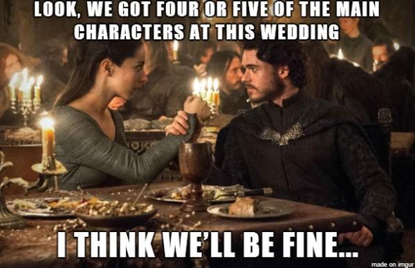 Funny I Ll Be Waiting Meme : Game of thrones funny meme stark massacre motley news