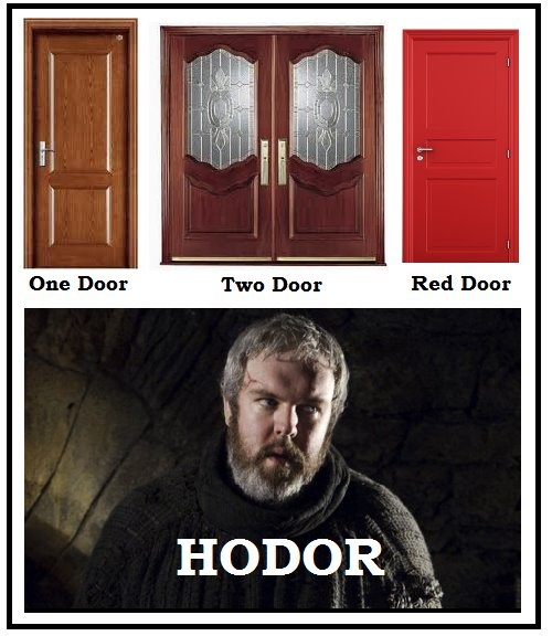 Game of Thrones meme.