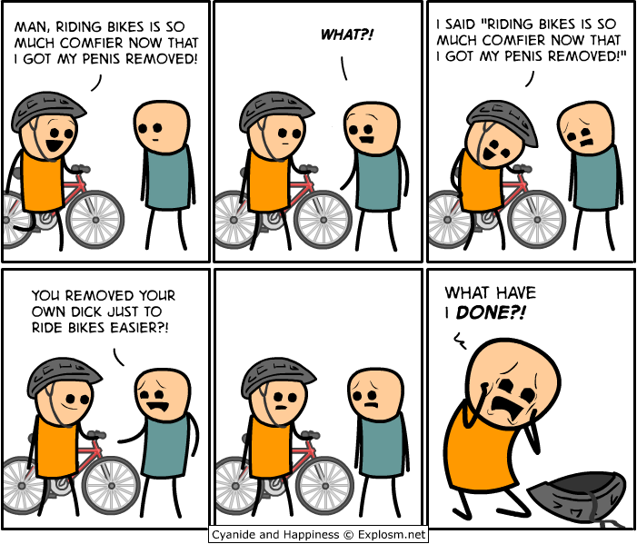 penis-removed-ride-bike-comic