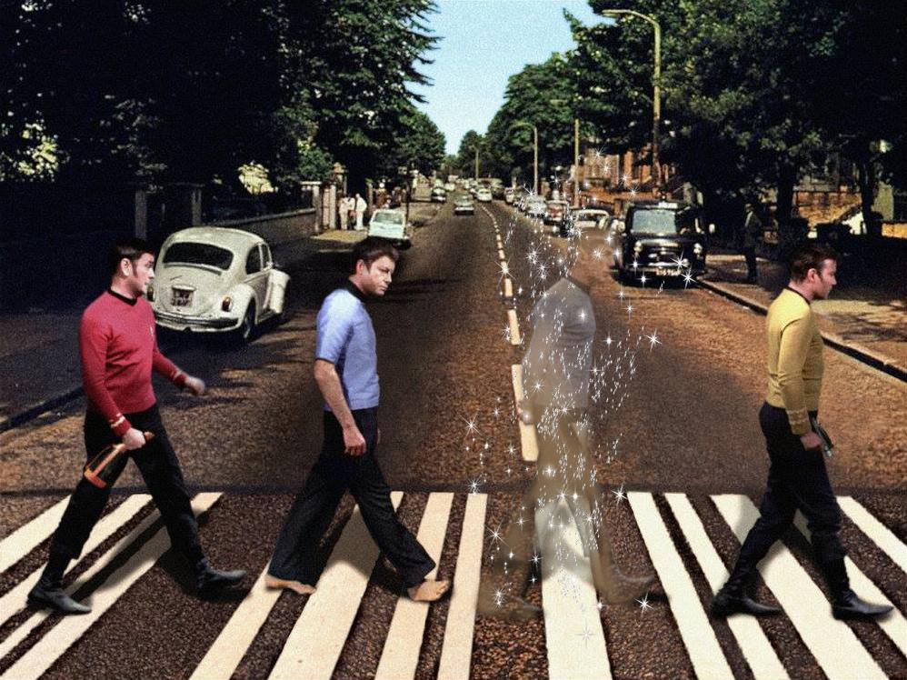 Leonard-Nimoy-beatles-crossing